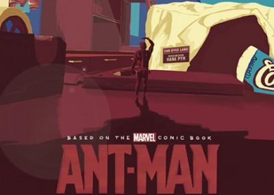 Ant Man Cake Design : Portfolio - Simon R Baxter